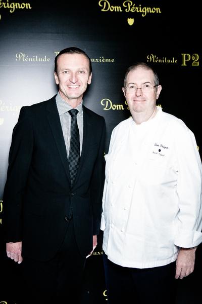 В Москве прошел торжественный ужин Dom Pérignon | галерея [1] фото [3]