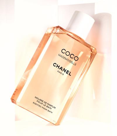 chanel выпустили банную линию coco mademoiselle