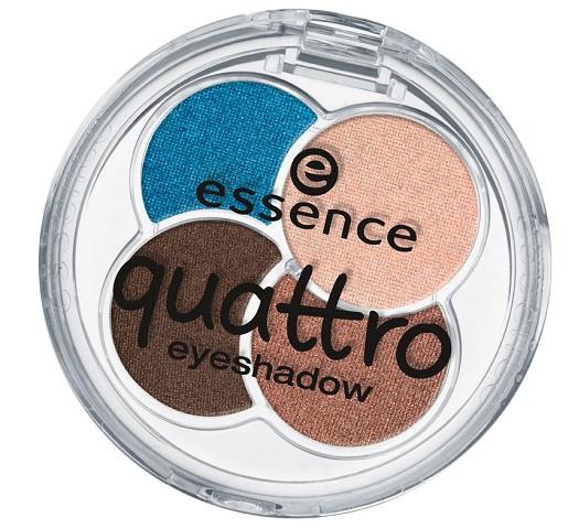 Quattro Eyeshadow от Essence