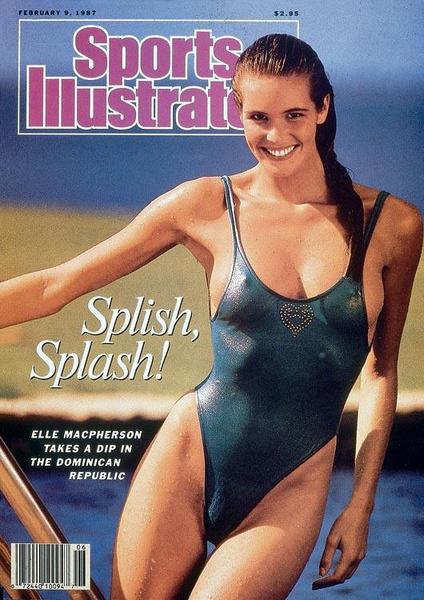 Опубликована обложка нового номера Sports Illustrated Swimsuit Issue | галерея [1] фото [31]