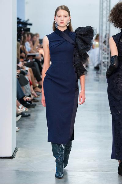 В Москве состоялся показ осенне-зимней коллекции Edem Couture | галерея [1] фото [5]