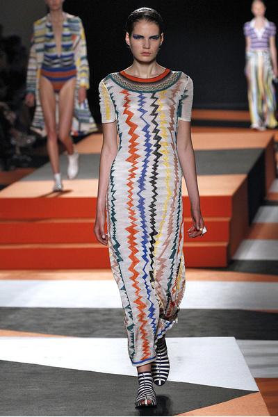 50 лучших платьев Недели моды в Милане | галерея [1] фото [31]