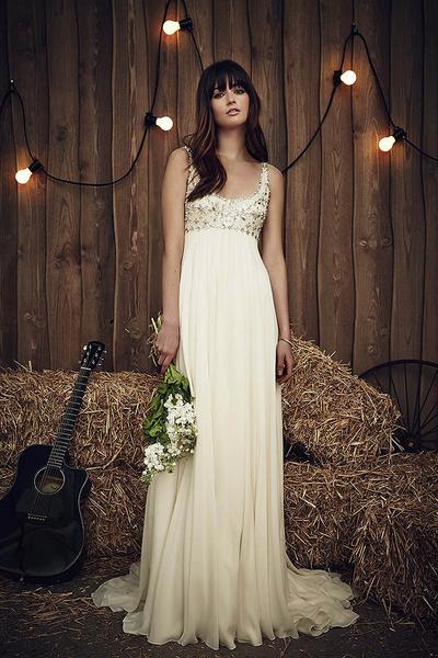 Лучшие коллекции Недели свадебной моды | галерея [6] фото [17]