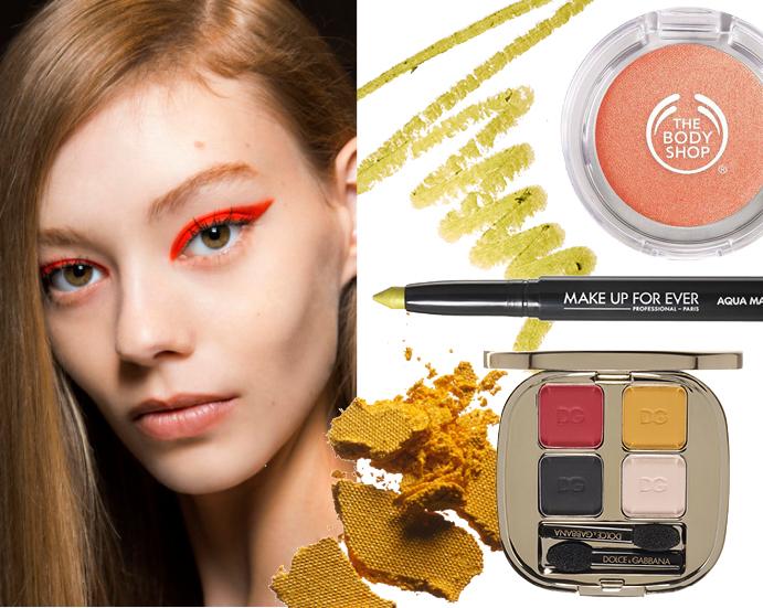 Советы профи: яркий макияж глаз