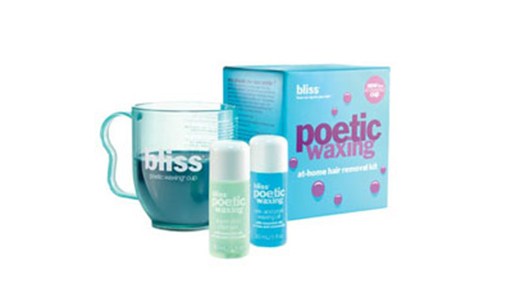Набор с горячим воском Bliss, Poetic Waxing® Microwaveable Waxing Kit