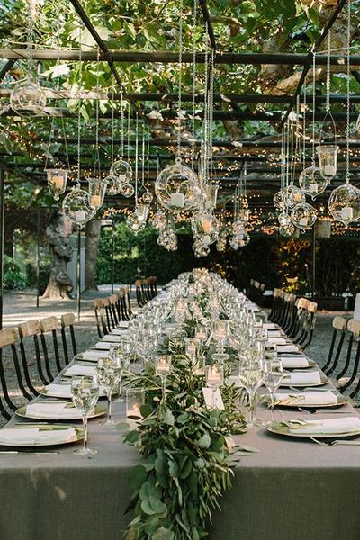 Весенняя свадьба: оформление | галерея [3] фото [7]
