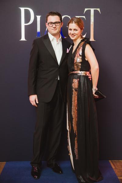 Дмитрий Гуджоян и Анна Степанец