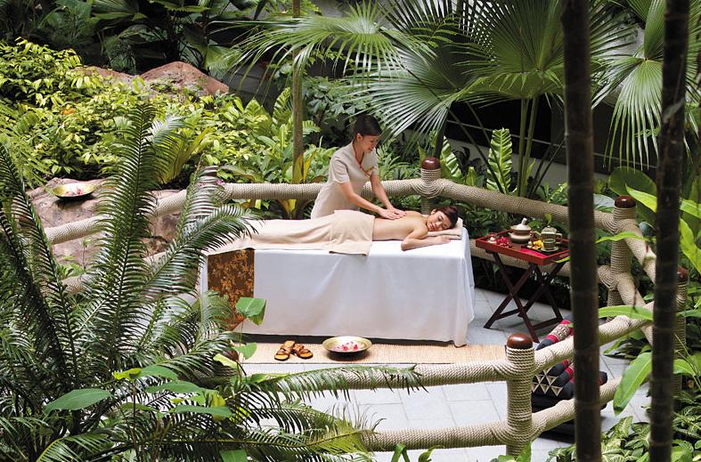 CHI The Spa, Сингапур