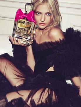 Саша Пивоварова для Juicy Couture