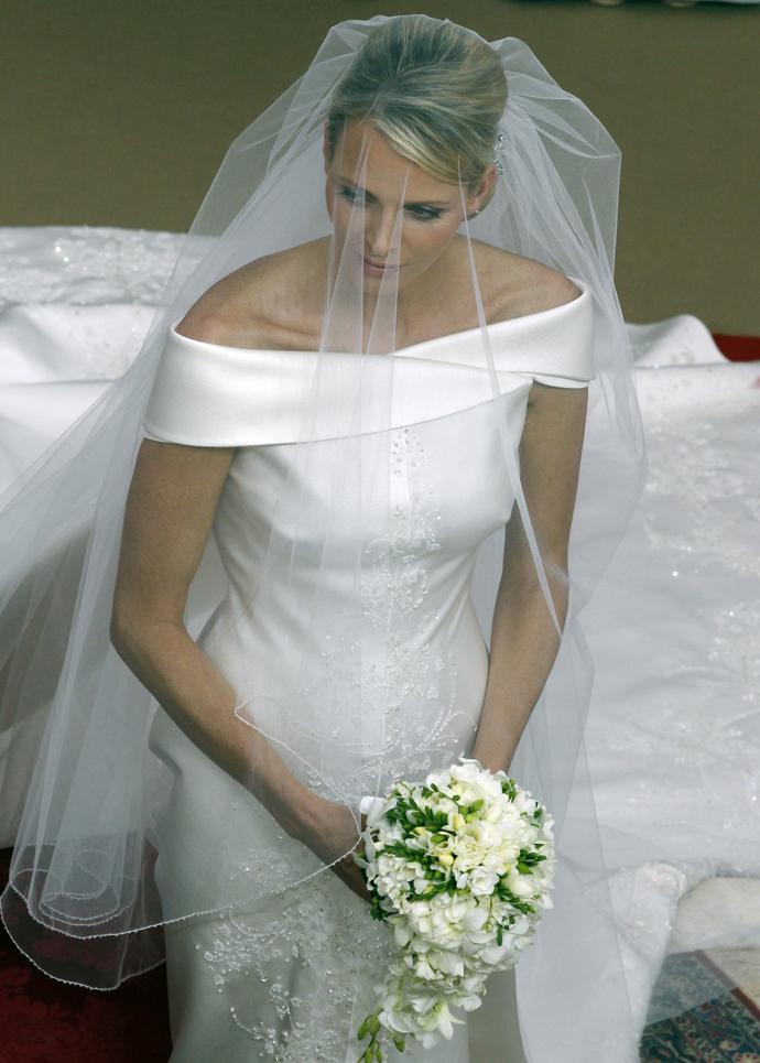 Шарлин Уинстокк, свадьба, 2011