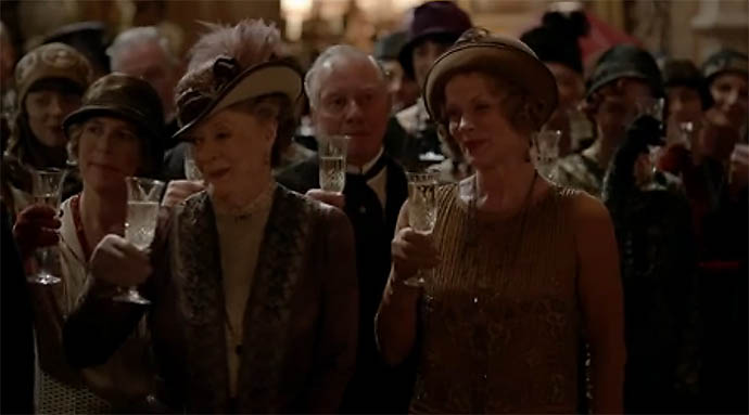 Abbey Downton