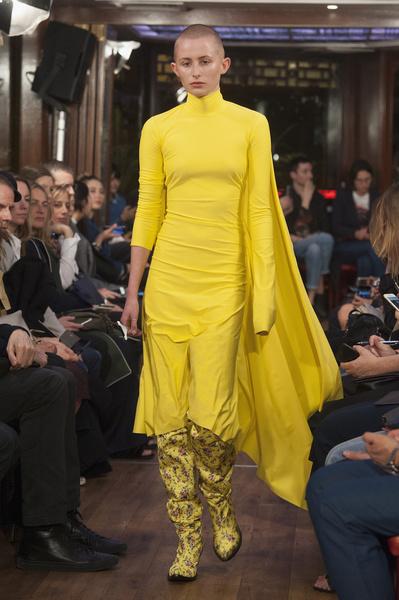 Неделя моды в Париже: день третий | галерея [4] фото [1]