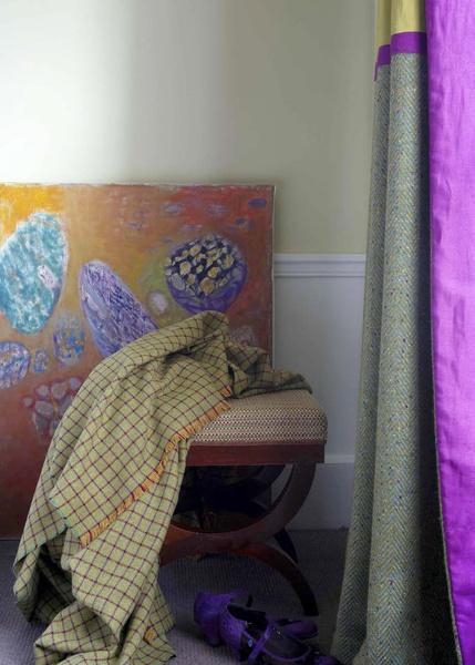 Ткани и аксессуары для дома от Sequana | галерея [1] фото [4]