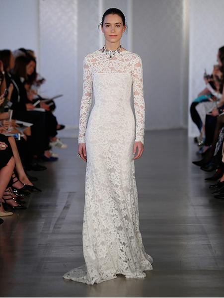 Лучшие коллекции Недели свадебной моды | галерея [3] фото [17]