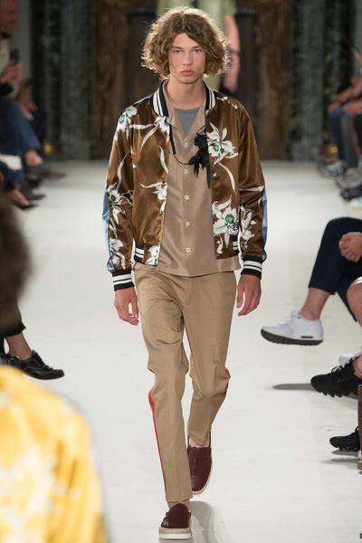 Неделя мужской моды в Париже: лучшие показы | галерея [1] фото [29]