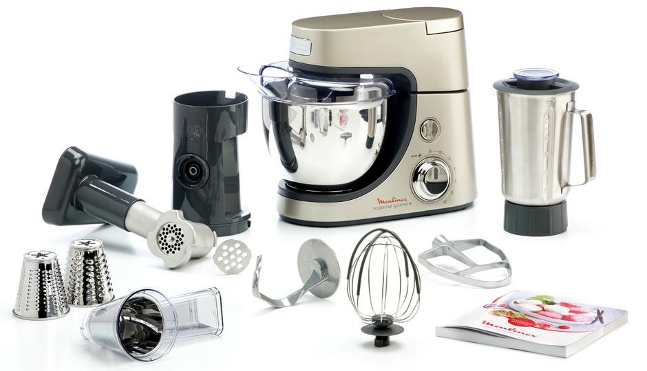 Кухонная машина QA601 от Moulinex