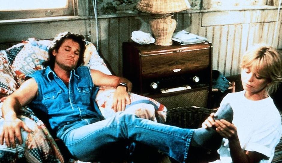 Кадр из фильма «За бортом»