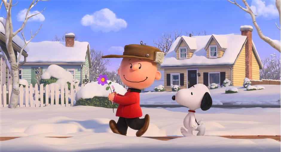«Снупи и мелочь пузатая в кино» (The Peanuts Movie)
