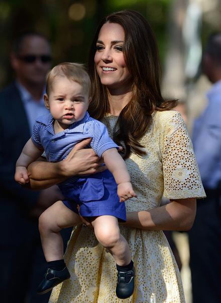 Итоги года 2014: лучшие фото Кейт Миддлтон и принца Уильяма | галерея [3] фото [7]