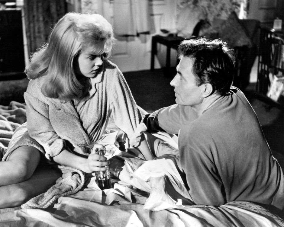 Кадр из фильма «Лолита» Стэнли Кубрика (1962 год)