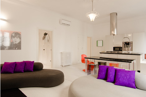 Топ-10: дизайнерские квартиры в Милане | галерея [5] фото [1]