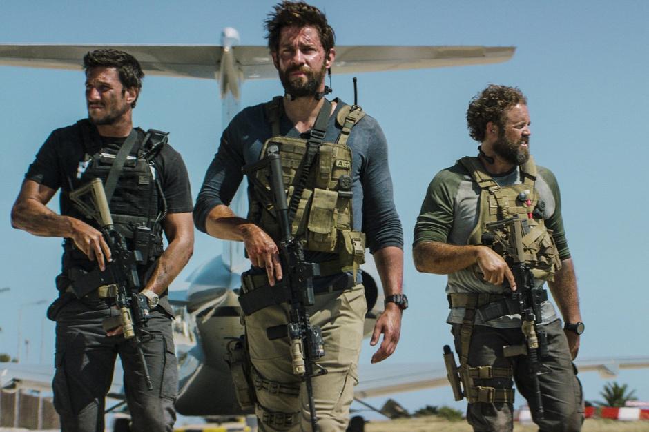 «13 часов: Тайные солдаты Бенгази» (13 Hours: The Secret Soldiers of Benghazi)