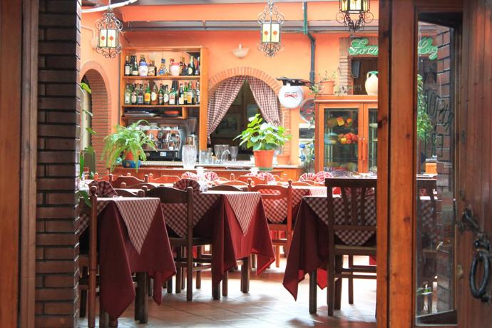 Римский ресторан