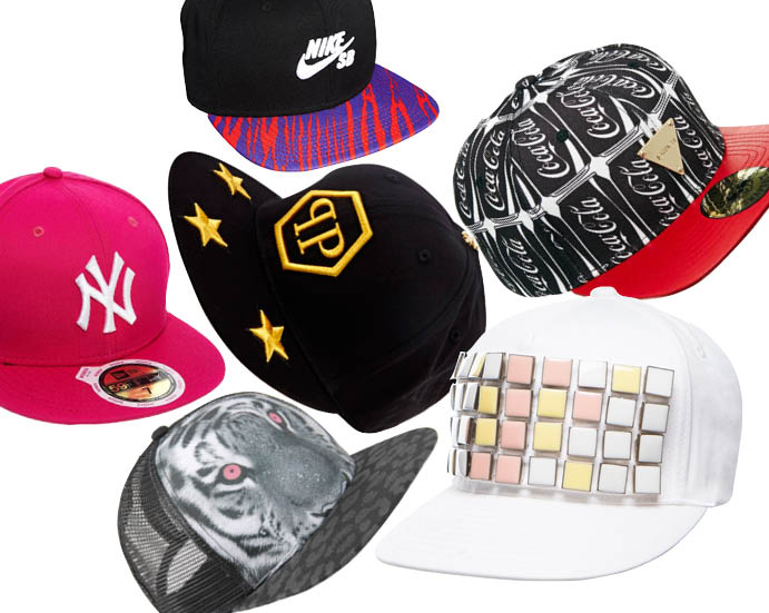 Nike; New Era; Philipp Plein; Joyrich x Coca-Cola; Bershka; LUBLU Kira Plastinina