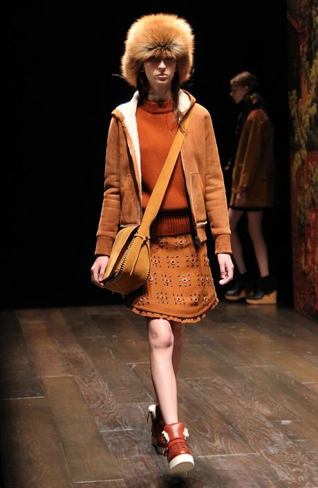 неделя моды в нью йорке 2014