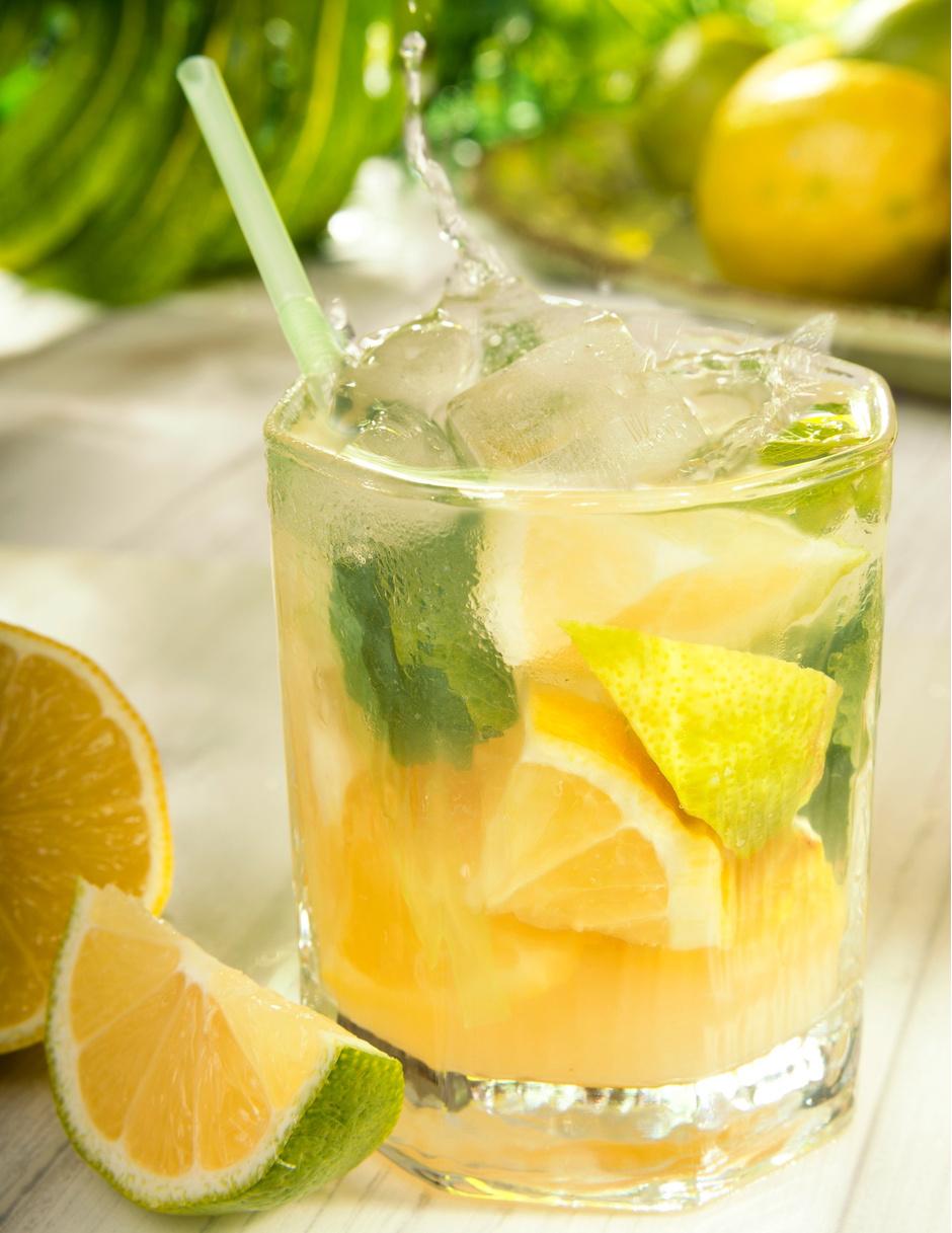 Чикагский лимонад