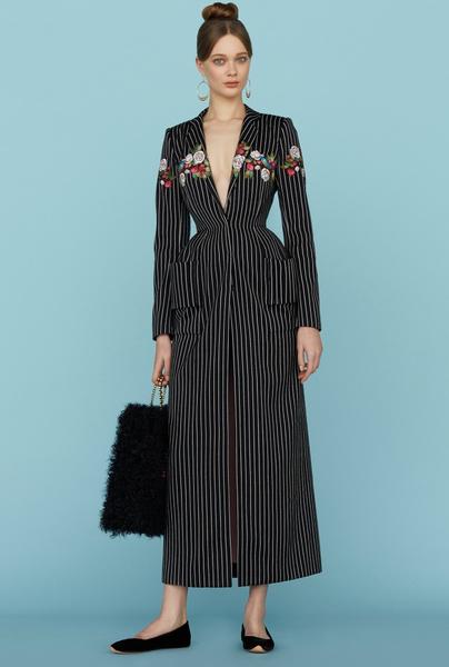 Ульяна Сергеенко представила новую коллекцию на Неделе высокой моды в Париже | галерея [1] фото [15]