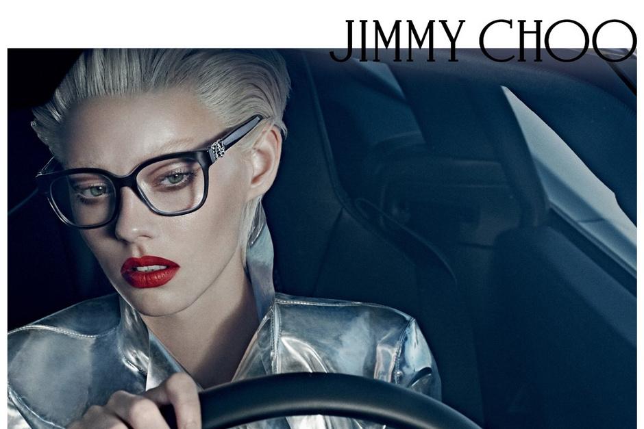 Модные оптические оправы от Jimmy Choo