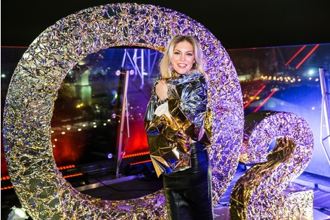 На крыше отеля Ritz Carlton Moscow открылся новый ресторан O2 Lounge | галерея [1] фото [8]