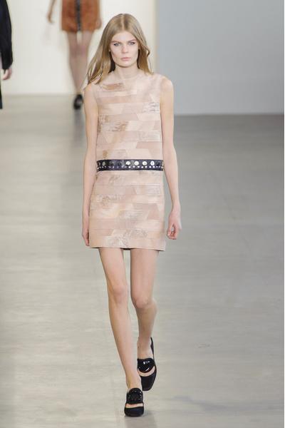 Показ Calvin Klein на Неделе моды в Нью-Йорке | галерея [1] фото [34]
