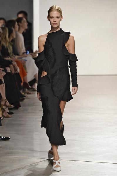 Неделя моды в Нью-Йорке: день девятый | галерея [4] фото [10]