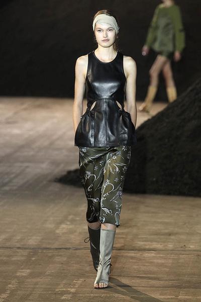 Неделя моды в Нью-Йорке 2015: день седьмой   галерея [3] фото [8]