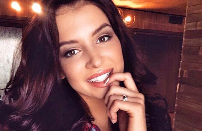 Самая красивая девушка страны фото