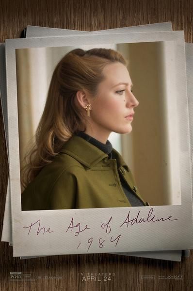 Блейк Лайвли примерила 9 образов для фильма «Век Адалин» | галерея [1] фото [3]