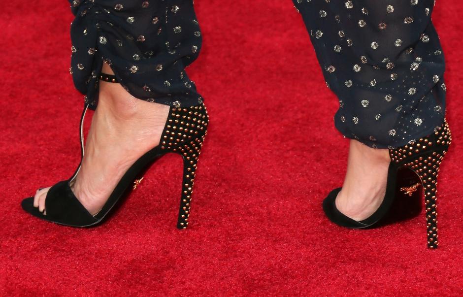 Модные туфли от Prada: фото