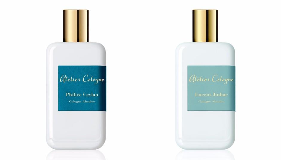 Atelier Cologne Orient Collection Essence Jinhae & Philter Ceylon