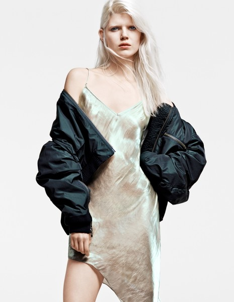 H&M Studio представили первые кадры рекламной кампании