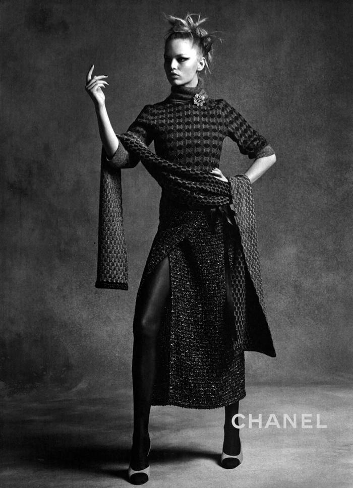 Одежда от Chanel: фото 2015
