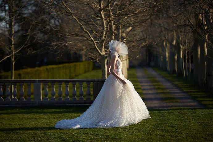 Марка Vera Wang представила новую свадебную коллекцию