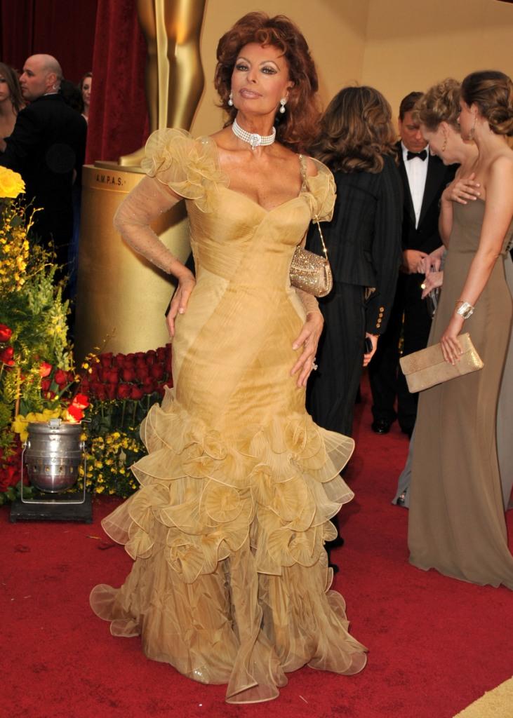 Софи Лорен, 2009