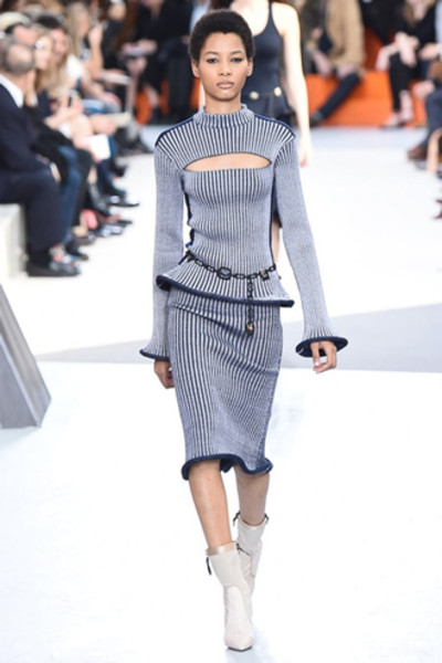 Неделя моды в Париже: показ Louis Vuitton ready-to-wear осень-зима 2015/16 | галерея [1] фото [23]