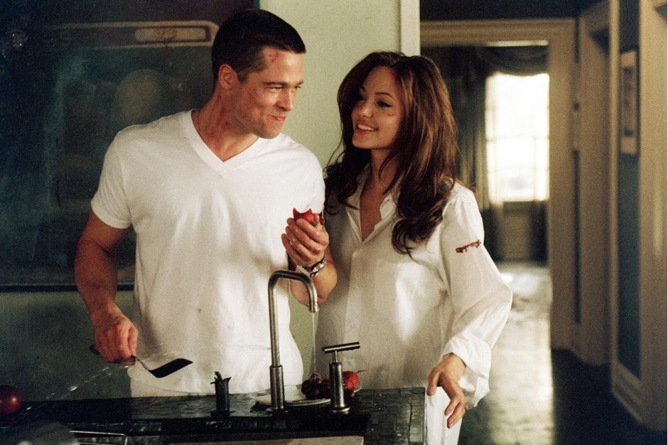 «Мистер и миссис Смит», (Mr. & Mrs. Smith)