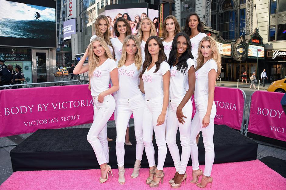 Новые «ангелы» Victoria's Secret: фото 2015