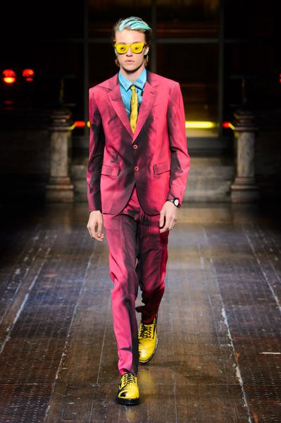 Неделя мужской моды в Лондоне: главные показы | галерея [2] фото [14]