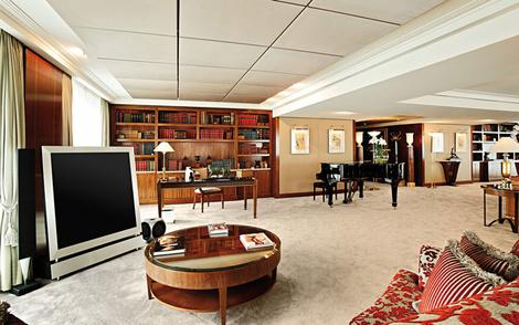 10 самых дорогих отельных номеров в мире | галерея [10] фото [1]