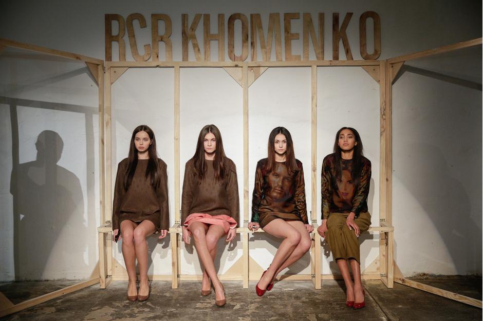 rcr khomenko kiev fashion days